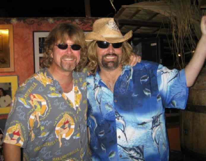 Troye Shanks & Toby Keith at Cabo Wabo